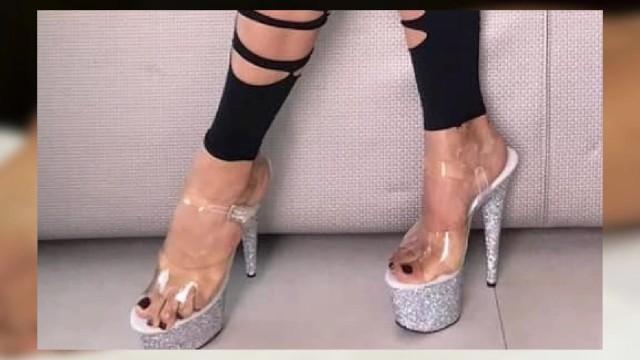 Esperanza Gomez Feet